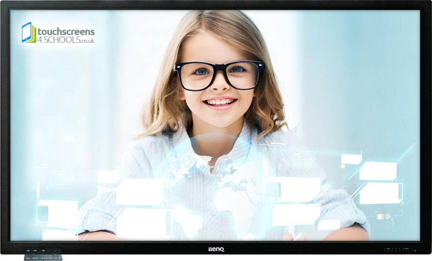 Benq RP Series 65 Inch LED Full HD 1080p Touch Screen Interactive Display