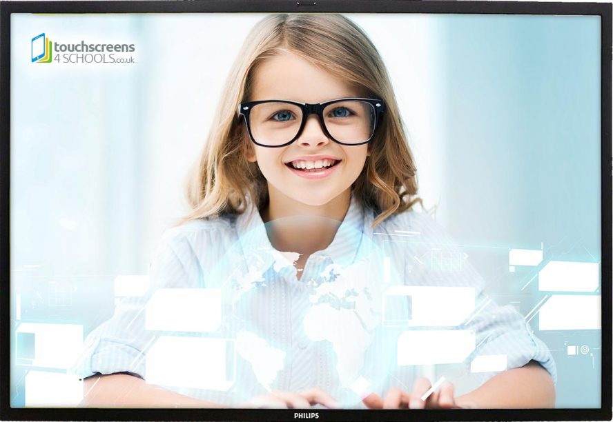 Philips Multi-Touch 55 Inch LCD Full HD 1080p Touch Screen Interactive Display